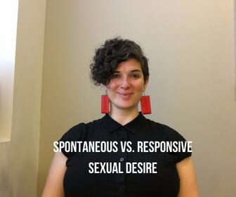 Responsive desire